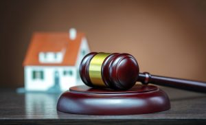 Selling property at auction